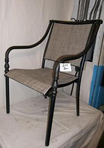 Hampton Bay Andrews 4 Piece Patio Chairs