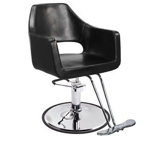 Modern Hydraulic Barber Chair Styling Salon Beauty 79