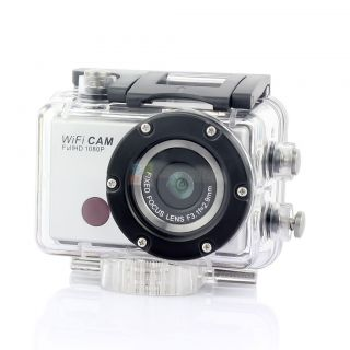 Waterproof Helmet motorbike Sport Action Cam Video Recorder Mini DVR Camera Mic