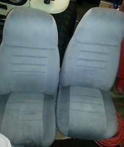 Bucket Seats Truck Car Captain Chairs Ford Dodge Chevy GMC GM