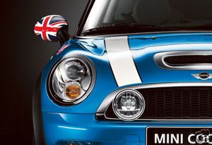 Mini Cooper Clubman Hardtop Convertible Chrome Driving Lights Lamps New