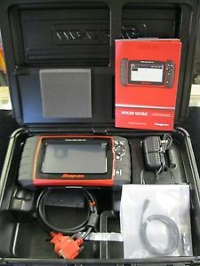 Snap on Solus Ultra Model EESC318 Diagnostic Full Function Scan Tool