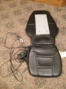 Homedics SBM 200 Shiatsu Chair Massage Cushion Back Massager No Heat