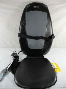 Homedics SBM 150 Therapist Select Shiatsu Back Massage Cushion Chair Very Good