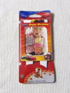 Disney Cars Party Supplies Cake Decorations Birthday Picture Photo Cake Topper