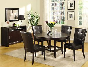 Boston Round Dining Table Chairs Sideboard Banquette