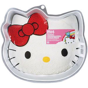 Wilton♥ Hello Kitty♥ Cake Pan Birthday Party Supplies Cake Decorating Jello Mold