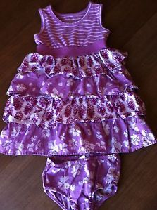 Baby Girl 2T Toddler TCP Sundress Dress Matching Diaper Cover Pants Clothes