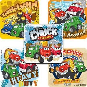 15 Tonka Truck Chuck and Friends Stickers Party Favors