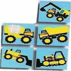 Tonka Trucks 5 Giant Party Stickers Party Favor Party Supplies