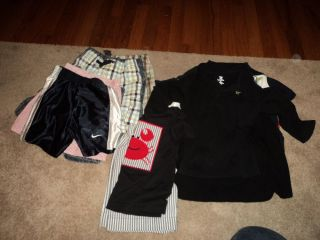 Toddler Clothing Boys 3T Mixed Lot Shirts Shorts
