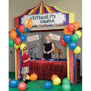 Personalized Carnival Booth Party Decoration Birthday Carnival Theme