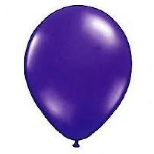 12 Dark Purple Latex Balloons Birthday Party Supplies Wedding Bridal Baby Shower