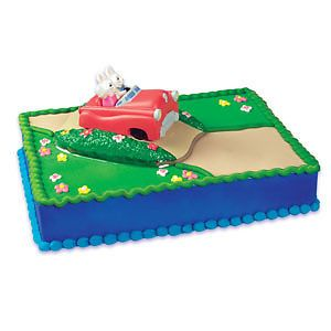 Max Ruby Cake Kit Topper Birthday Party Supplies