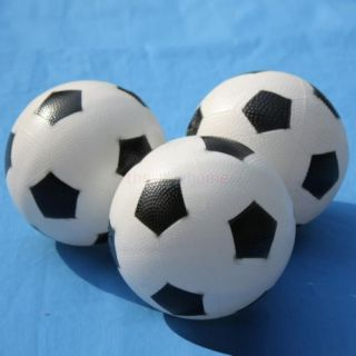2 Pcs Inflatable Blow Up Garden Party Beach Football Toy Kids Favors