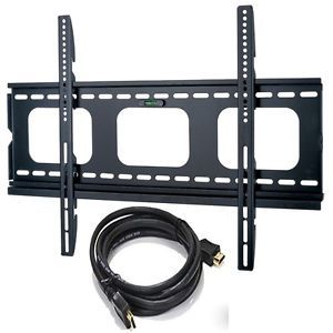 "Low Profile Wall Mount Sharp 60"" 70"" 80"" LCD LED Plasma TV Flat Screen 55"" 50"""