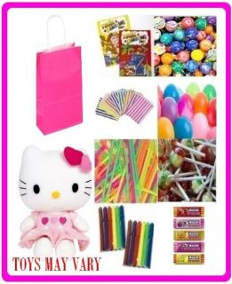 Hello Kitty Pre Filled Party Bags Birthday Gift Bags