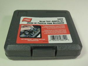 Lisle Relay Test Jumper Kit 56810 Automotive for Domestic Foreign Cars Vehicle