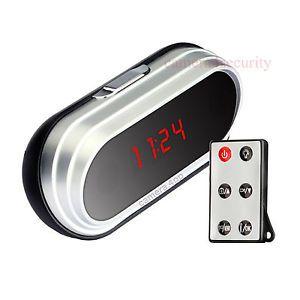 24pcs New 1080p Full HD Spy Clock Camera Recorder w Motion Detect HDMI Wholesale