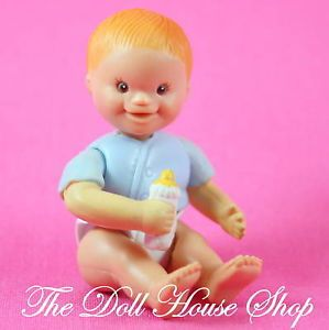 Fisher Price Loving Family Dollhouse People Baby Boy