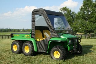 Calmarc John Deere Gator 6x4 TH Cab Enclosure