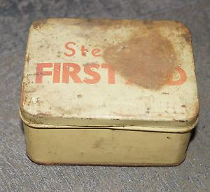 WW2 CMP Chev Ford Blitz Army Truck First Aid Kit