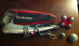 Brookstone Active Sport Handheld Massager 228