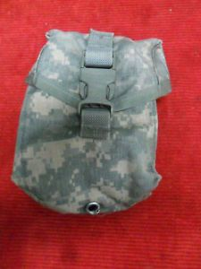 US Army Military Improved First Aid Kit IFAK Medical ACU Pouch Only
