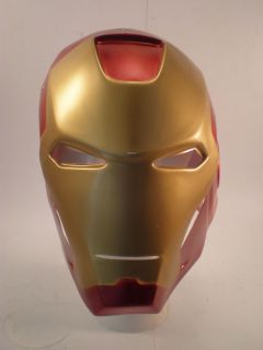Iron Man 3 Full Helmet Mask Official Licensed Marvel Adult Disguise Avengers New