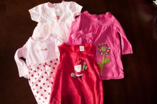 Baby Gap Girl 12 Months Lot