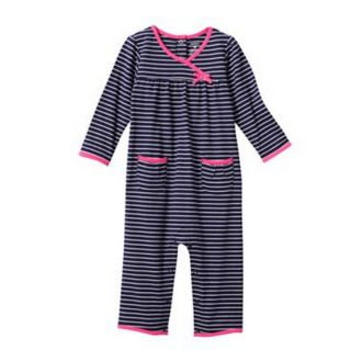 Carters Baby Girl Fall Winter Clothes Coverall Blue 3 6 9 12 18 24 Months