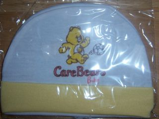 CLEARANCE Care Bears Baby Hat Funshine Love A Lot Bed Time Baby Shower