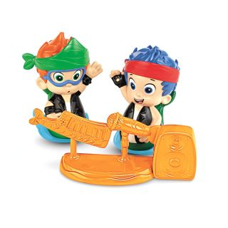 Fisher Price Nickelodeon Bubble Guppies Gil and Nonny