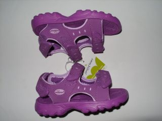 Girl's Toddler Shoes Sandals Size 8 9 10 Jumping Beans
