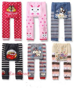Animal Love Legging Baby Boy Girl Toddler Infant Clothes Tight Leg Warmer Socks