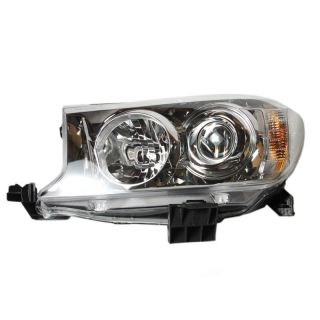 Genuine Toyota Fortuner Spareparts Head Lamp Complete Set LH