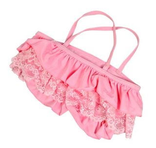 Baby Toddlers Girls Lace Ruffle Swimwear Bikini Kids Swimsuit Skirt Hat Suit