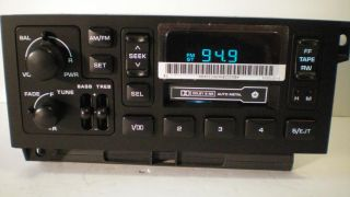 80s 90s Chrysler Dodge Jeep Car Truck Cassette Player Radio Stereo Aux iPod