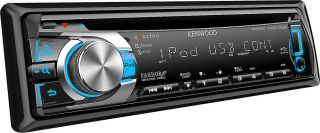 Kenwood Excelon KDC X396 CD  USB Car Stereo Receiver Player KDCX396B 019048196521