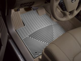 Weathertech® All Weather Floor Mats Nissan Murano Cabriolet 2011 2014 Grey