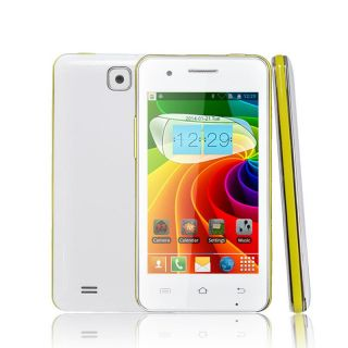 "Dual Sim 4 0"" Multi Touch Android 4 1 T Mobile at T Smart Cell Phone Camera GSM"