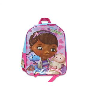 "Disney Doc McStuffins 15"" Toddler School Backpack"