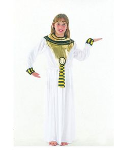 Girls Cleopatra Egyptian Queen Goddess Kid Child Book Fancy Dress Costume Outfit