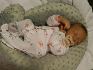 Reborn Newborn Baby Girl Doll