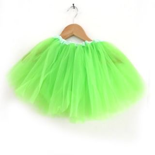 Tutu Dance Kids Child Baby Girl Party Skirt Ballet Chiffon Dress Pettiskirt New