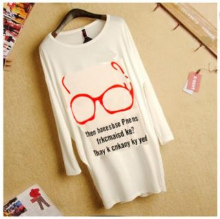 Women's Fashion Prints Cotton Long Sleeve Casual T Shirts Tops Blouse 13 Styles