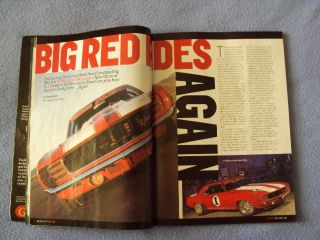 Hot Rod Magazine May 2005 Baddest Ever 220 MPH '69 Camaro Z28 Dodge Viper
