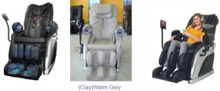 Massage Chair Full Back Arms Legs Sides Heat Recliner Pain Reliever