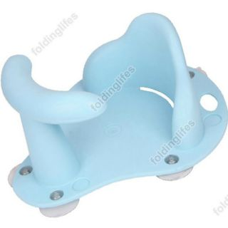 Baby Kids Toddler Infant Bath Seat Ring Non Anti Slip Safety Chair Mat Pad Tub
