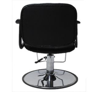 Hydraulic Barber Chair Styling Salon Beauty Equipment Work Station Chair Modern